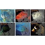 Various Artists Set of Volume 1-6 CD Albums With Books CD album UNITED KINGDOM
