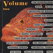 Various Artists Volume 2 featuring Nine Inch Nails CD album UNITED KINGDOM