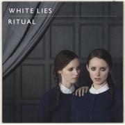 White Lies Ritual vinyl LP UNITED KINGDOM
