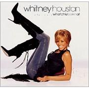 Whitney Houston .....Whatchulookinat CD single UNITED KINGDOM