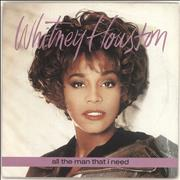 Whitney Houston All The Man That I Need - Solid 7