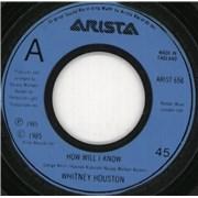Whitney Houston How Will I Know - Jukebox 7