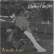Whitney Houston I'm Your Baby Tonight 7