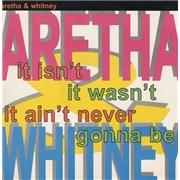 Whitney Houston It Isn't It Wasn't It Ain't Never Gonna Be 12