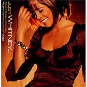 Whitney Houston Just Whitney CD single USA