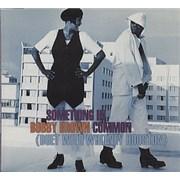 Whitney Houston Something In Common CD single UNITED KINGDOM