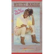 Whitney Houston The No. 1 Video Hits video GERMANY