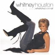 Whitney Houston Whatchulookinat CD single USA