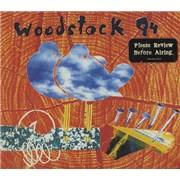 Woodstock Woodstock '94 2-CD album set USA