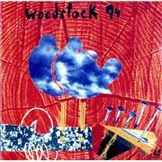 Woodstock Woodstock 94 laserdisc USA