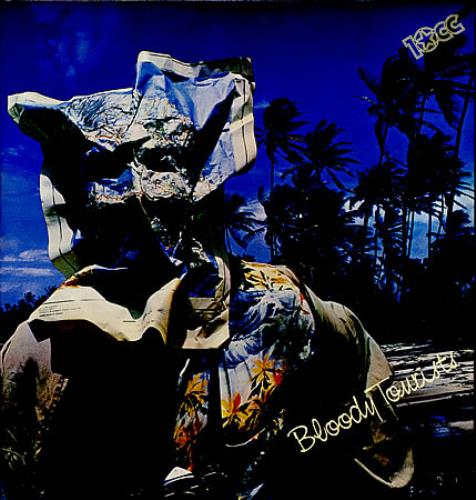 10cc Bloody Tourists Uk Vinyl Lp Album Lp Record 392009