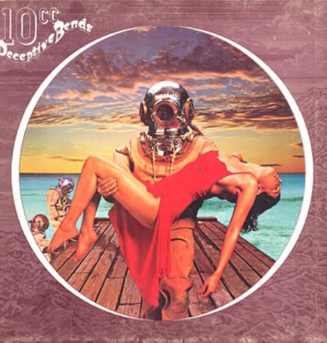 10cc Deceptive Bends vinyl LP album (LP record) UK 10CLPDE171423