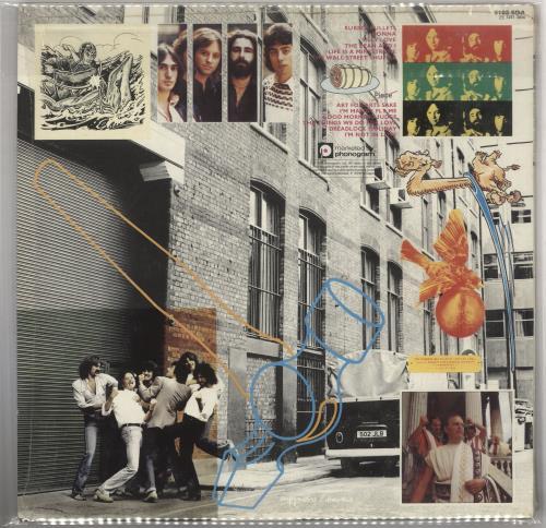 10cc Greatest Hits 1972-1978 - shrink vinyl LP album (LP record) UK 10CLPGR735448