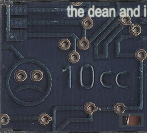 "10cc The Dean And I CD single (CD5 / 5"") UK 10CC5TH382507"