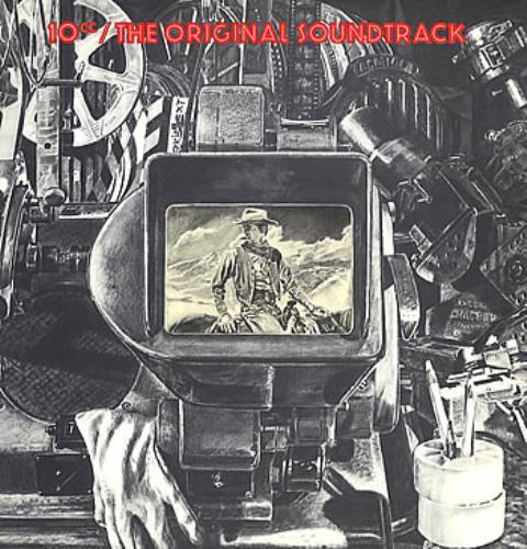 10cc The Original Soundtrack vinyl LP album (LP record) UK 10CLPTH171439