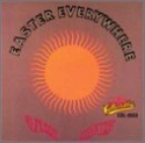 13th Floor Elevators Easter Everywhere CD album (CDLP) UK 13FCDEA238412