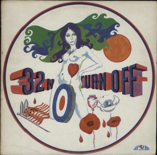 32nd Turnoff 32nd Turn Off vinyl LP album (LP record) UK 32NLPND654783