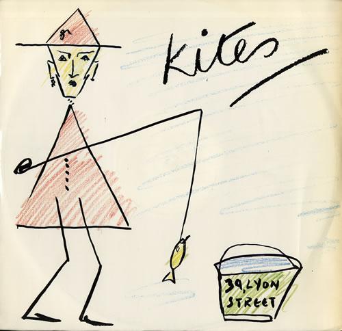 """39 Lyon Street Kites 12"""" vinyl single (12 inch record / Maxi-single) UK 39L12KI214442"""