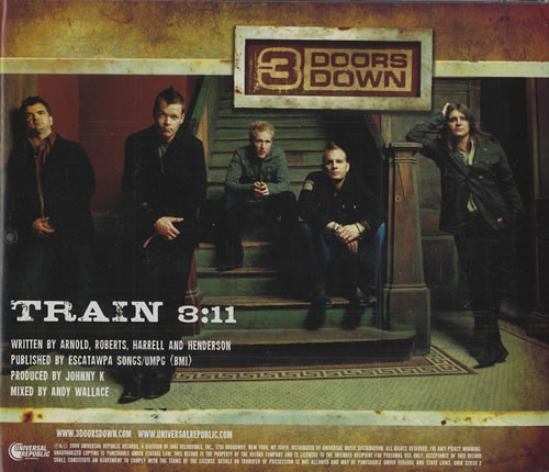 3 Doors Down Ex Matt Roberts Dead At 38 Louder  sc 1 st  Tin Fish & 3 Door Down - Photos Wall and Door Tinfishclematis.Com