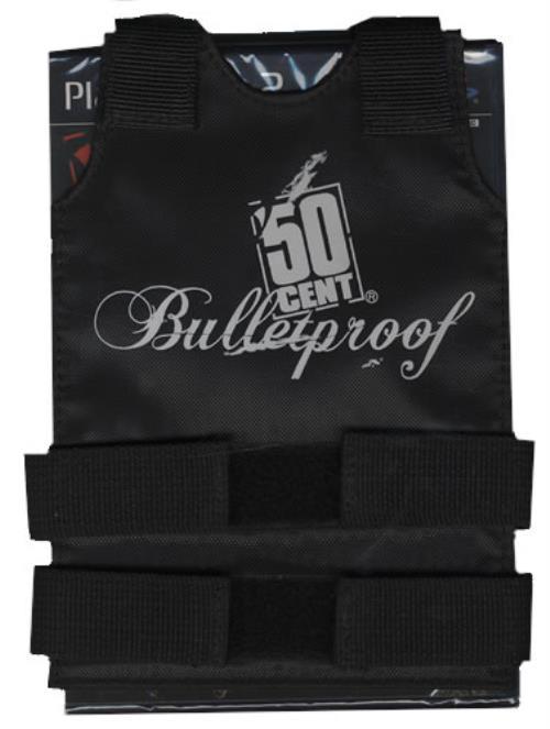 50 Cent Bulletproof Vest