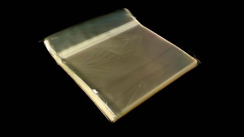 """7"""" PVC resealable Resealable Sleeves For 7"""" Singles - Pack of 100 Non added sale item UK P7RXXRE108544"""