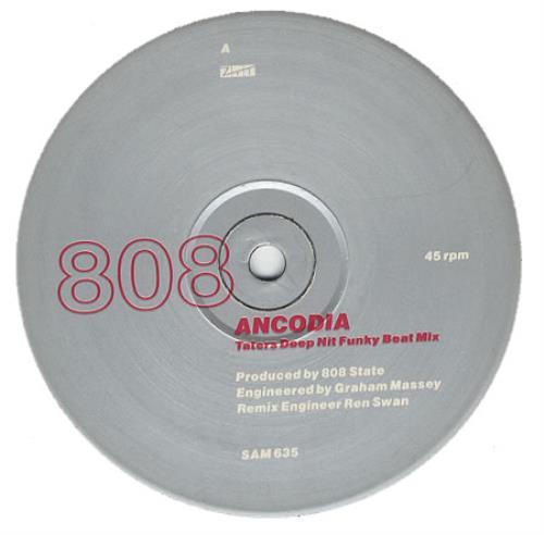 808 State Cobra Bora UK Promo 12
