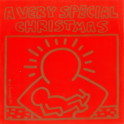 A Amp M Records A Very Special Christmas Sampler Red Vinyl