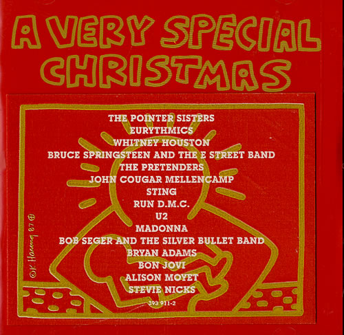 A Very Special Christmas.A M Records A Very Special Christmas German Cd Album Cdlp