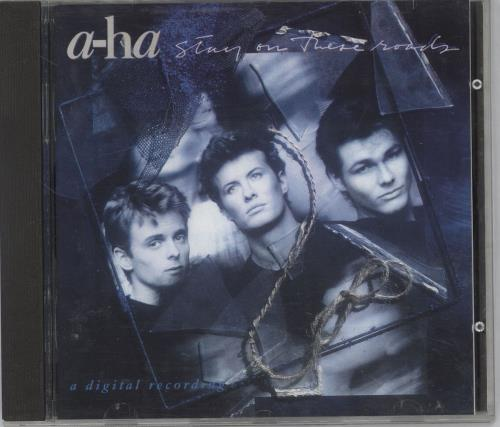 A-Ha Stay On These Roads CD album (CDLP) German AHACDST706263