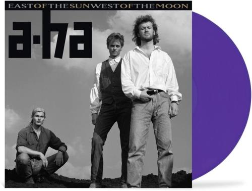 A-Ha East Of The Sun - NAD 2020 - 180 Gm Purple Vinyl - Sealed vinyl LP album (LP record) UK AHALPEA753894