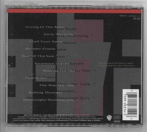 A-Ha East Of The Sun CD album (CDLP) German AHACDEA78653