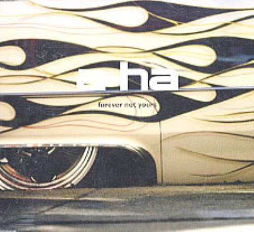 "A-Ha Forever Not Yours CD single (CD5 / 5"") German AHAC5FO210946"