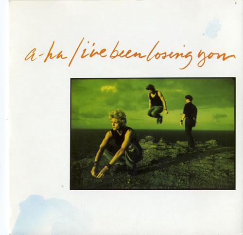 "A-Ha I've Been Losing You - Solid 7"" vinyl single (7 inch record) UK AHA07IV615189"