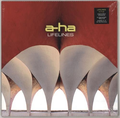 A-Ha Lifelines - 180gm Vinyl - Sealed 2-LP vinyl record set (Double Album) UK AHA2LLI730639