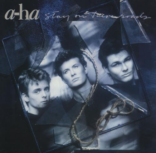 A-Ha Stay On These Roads vinyl LP album (LP record) UK AHALPST38417