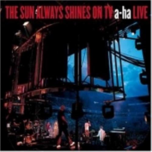 "A-Ha The Sun Always Shines On TV CD single (CD5 / 5"") German AHAC5TH236062"
