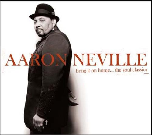 Aaron Neville Bring It On Home - The Soul Classics CD album (CDLP) UK AARCDBR373837