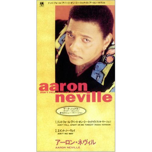 """Aaron Neville Don't Fall Apart On Me Tonight 3"""" CD single (CD3) Japanese AARC3DO421830"""