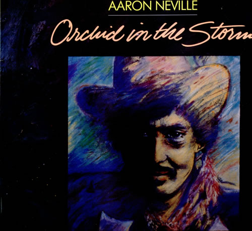 "Aaron Neville Orchid In The Storm EP 12"" vinyl single (12 inch record / Maxi-single) UK AAR12OR498970"