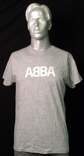 Abba ABBA - Navy L t-shirt Swedish ABBTSAB652319
