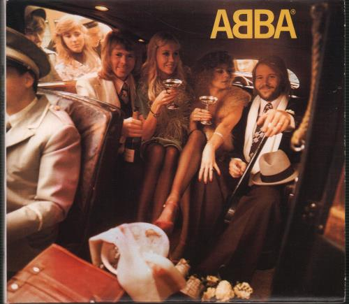 Abba Abba CD album (CDLP) US ABBCDAB652988