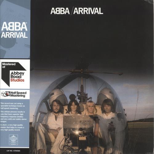 Abba Arrival - 180gram Vinyl 2-LP vinyl record set (Double Album) UK ABB2LAR744585