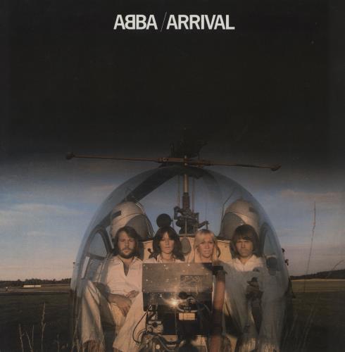 Abba Arrival - 180gram Vinyl vinyl LP album (LP record) UK ABBLPAR750631