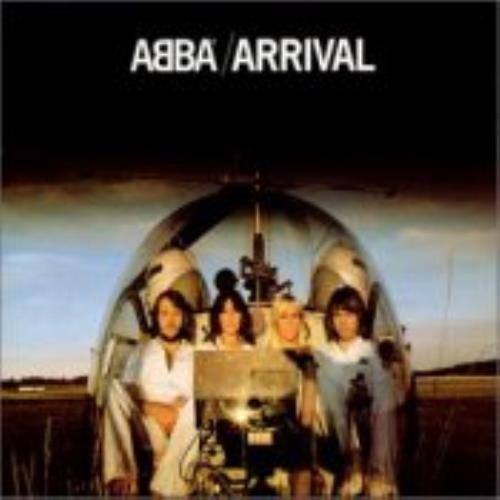 Abba Arrival - 3rd CD album (CDLP) UK ABBCDAR85628