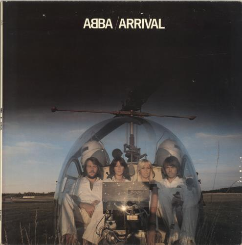 Abba Arrival vinyl LP album (LP record) UK ABBLPAR214400