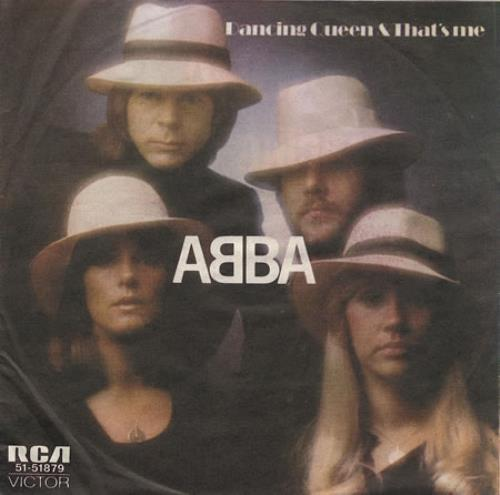 Abba Dancing Queen Colombian 7 Quot Vinyl Single 7 Inch