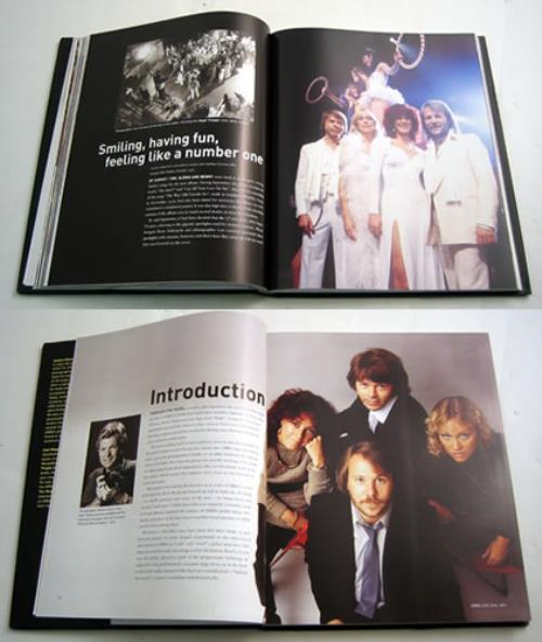 Abba From Abba To Mamma Mia! - The Official Book book UK ABBBKFR400799