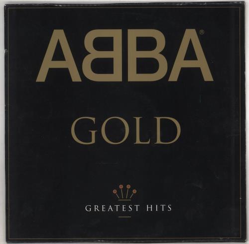 Abba Gold 2-LP vinyl record set (Double Album) Dutch ABB2LGO252745