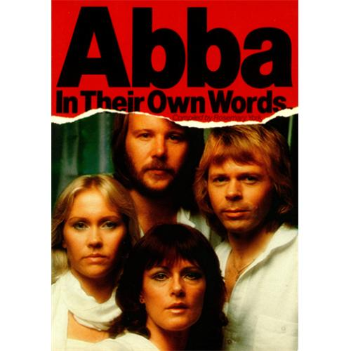 Abba In Their Own Words book UK ABBBKIN414476