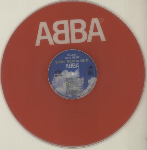 Abba Slipping Through My Fingers - Uncensored picture disc LP (vinyl picture disc album) Japanese ABBPDSL340694